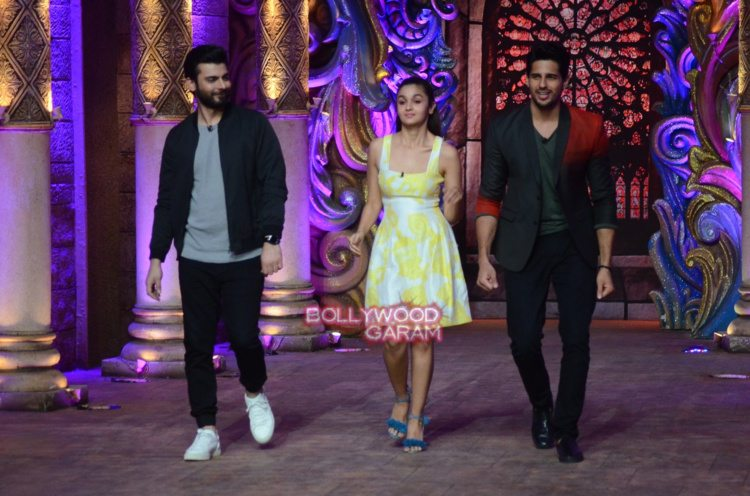 COmedy nights Kapoor sons11
