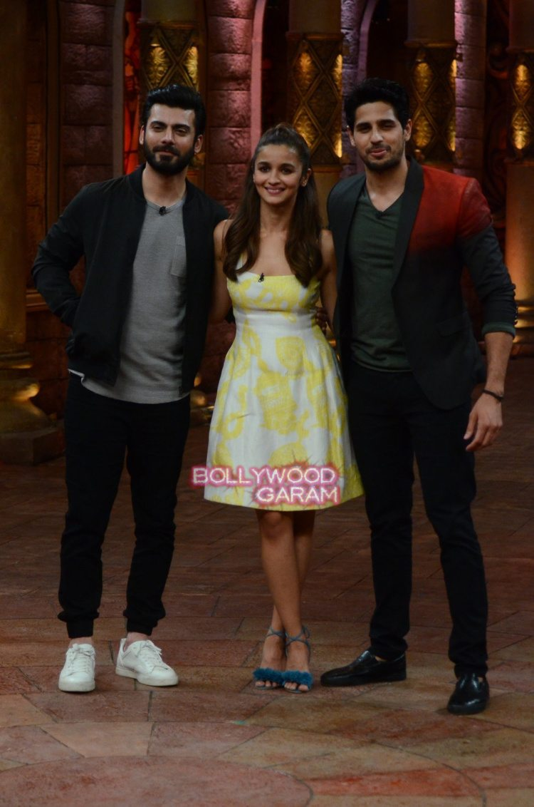 COmedy nights Kapoor sons12