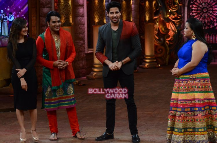 COmedy nights Kapoor sons2