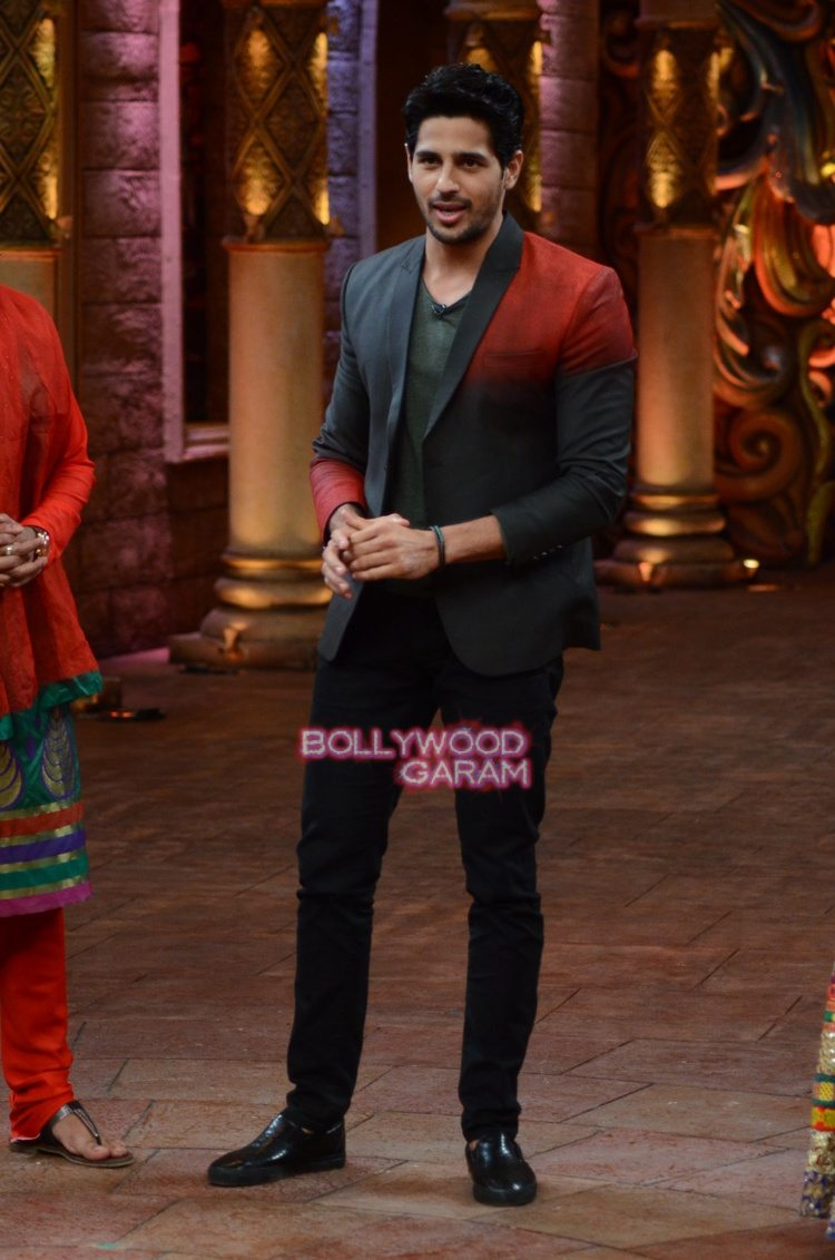 COmedy nights Kapoor sons3