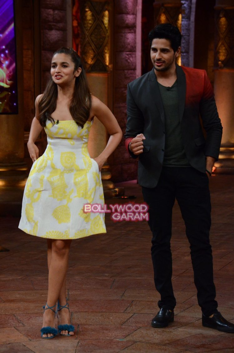 COmedy nights Kapoor sons5