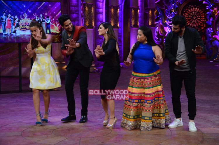 COmedy nights Kapoor sons6