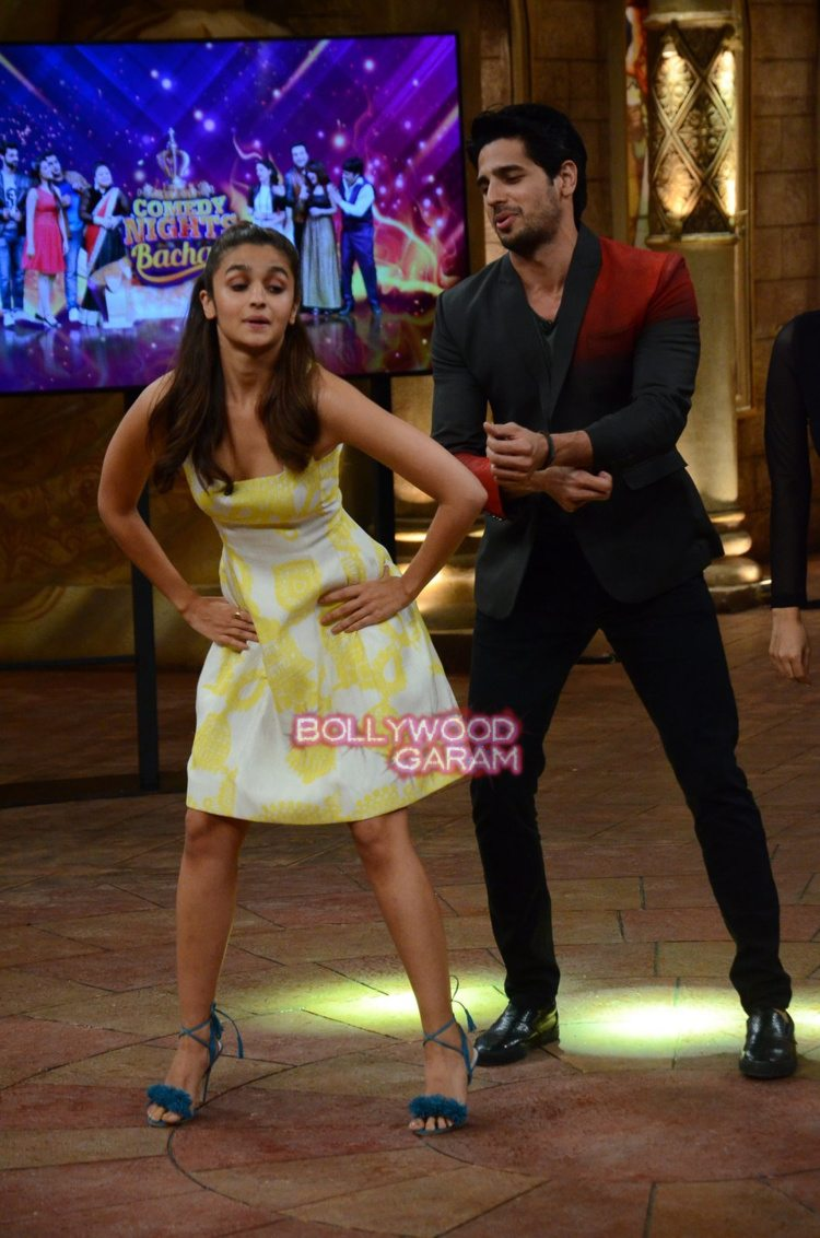 COmedy nights Kapoor sons7