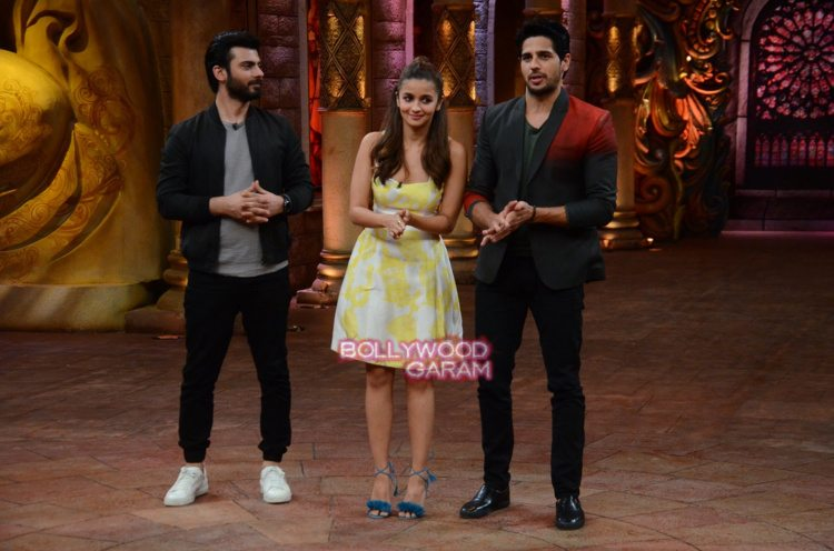 COmedy nights Kapoor sons8