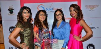 Elli Avram celebrates Women's Day at Damselle in Distress event