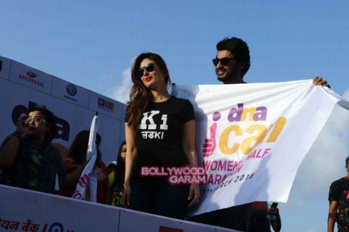 KI and ka marathon1