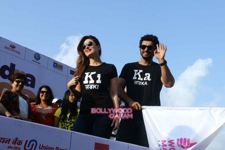 KI and ka marathon2