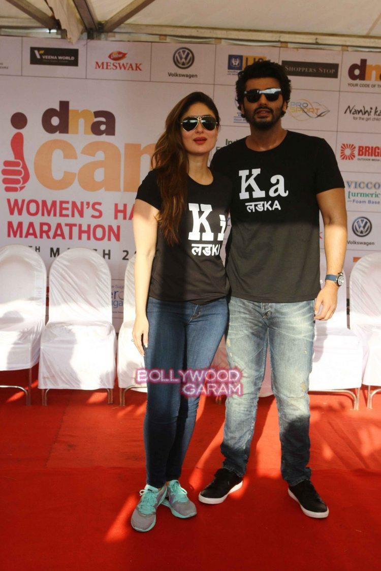KI and ka marathon5