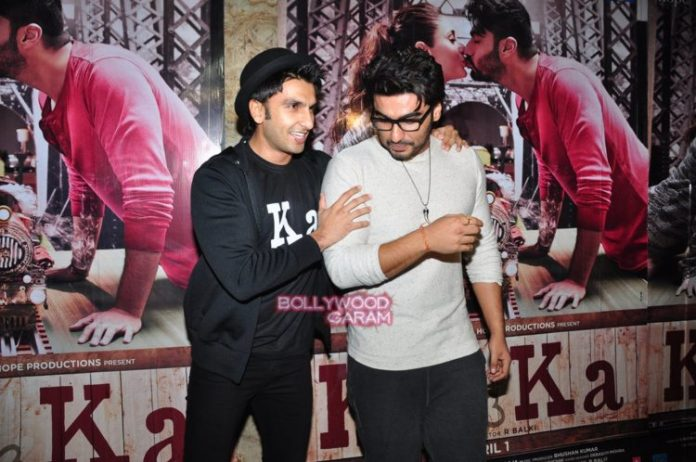 KI and ka ranveer8