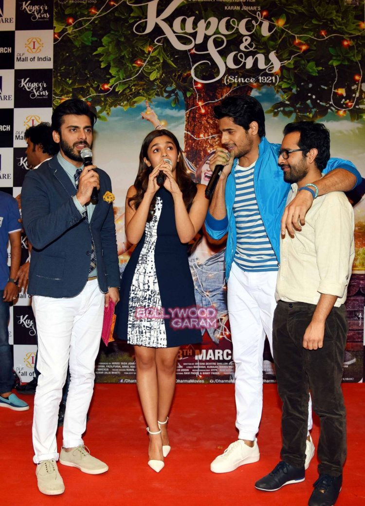 Kapoor and sons Delhi11