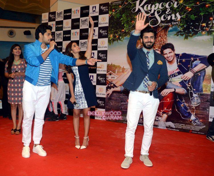 Kapoor and sons Delhi4