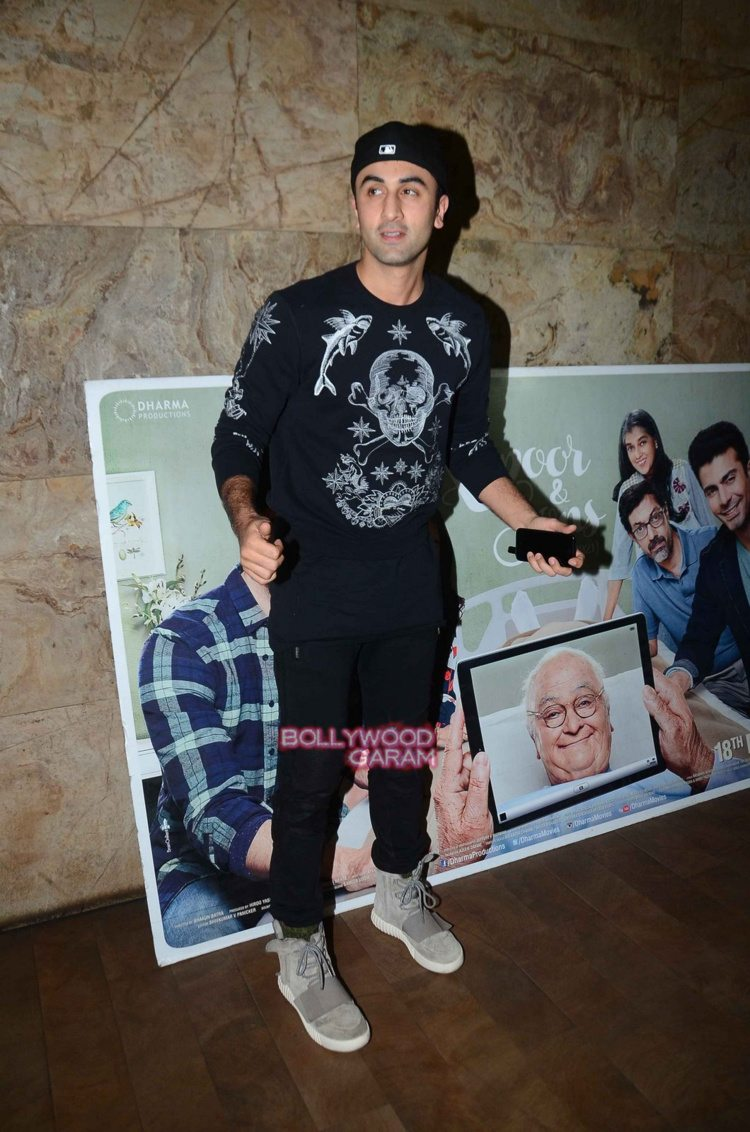 Kapoor and sons celebs screening10