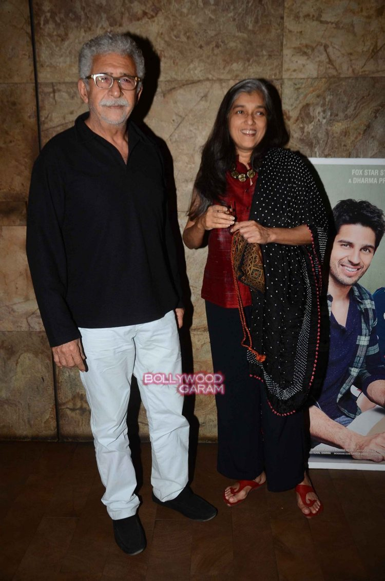 Kapoor and sons celebs screening3