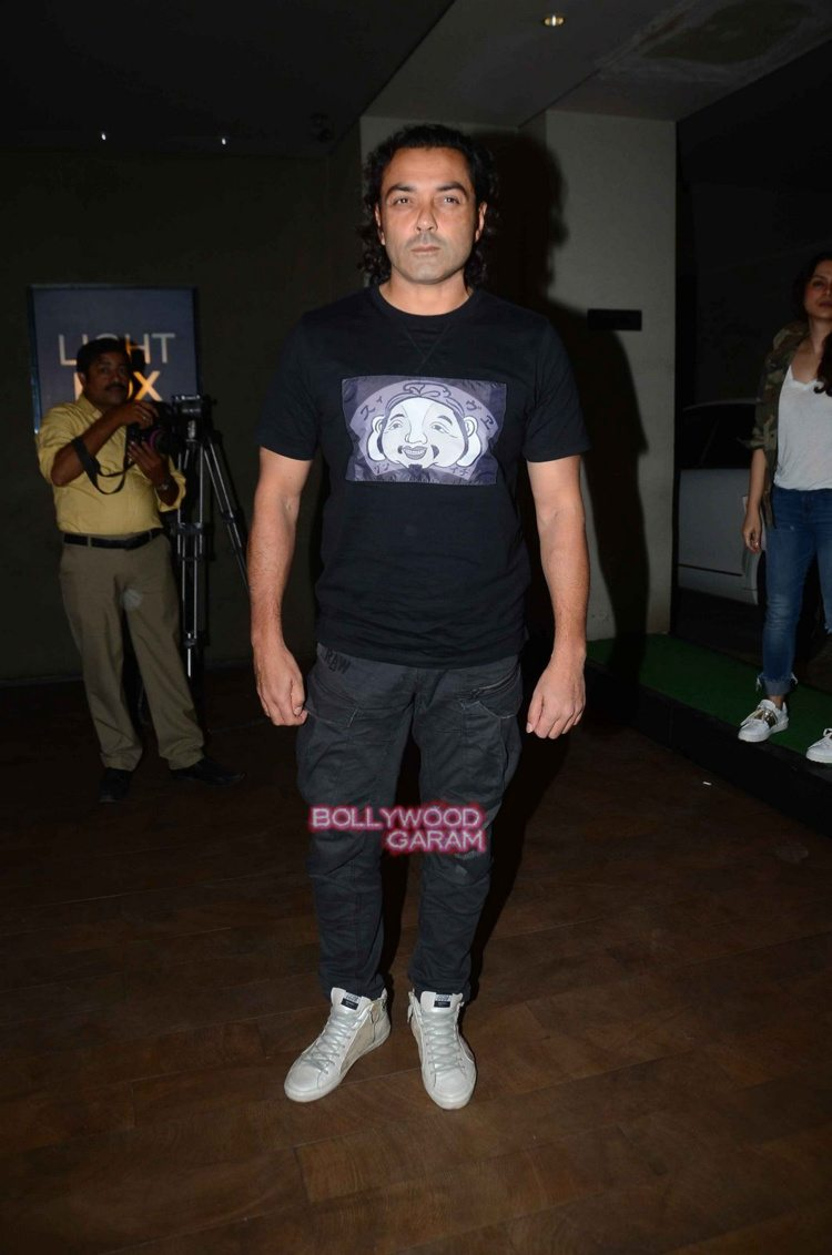 Kapoor and sons celebs screening7