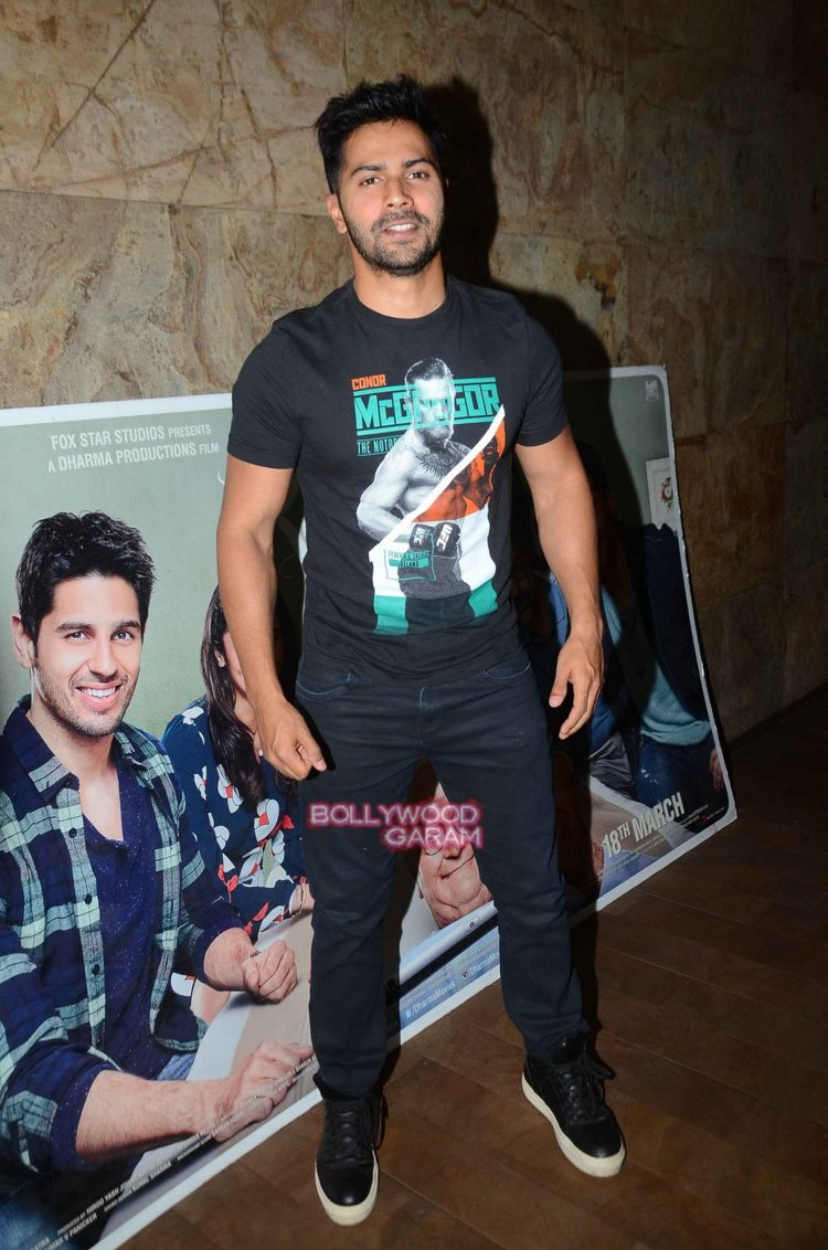 Kapoor and sons celebs screening8