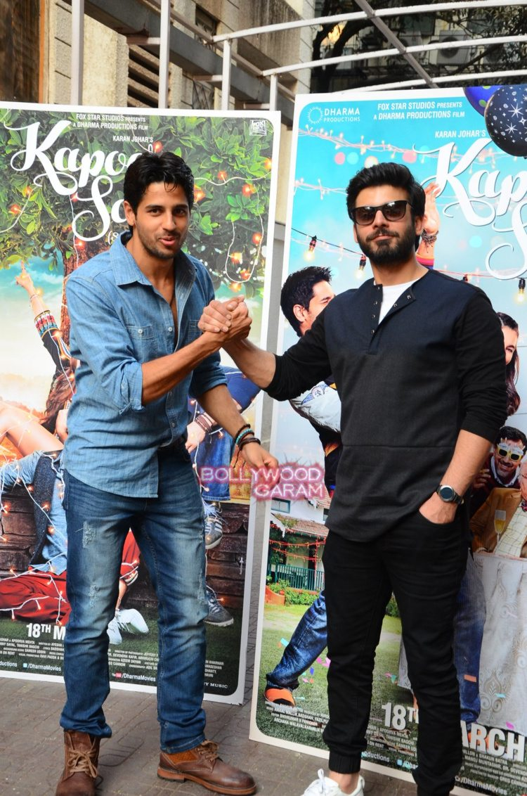 Kapoor and sons promo3
