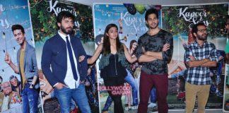 Alia Bhatt, Sidharth Malhotra and Fawad Khan promote Kapoor and Sons