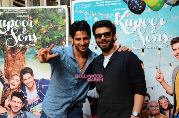 Kapoor and sons promo5