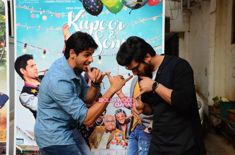 Kapoor and sons promo6