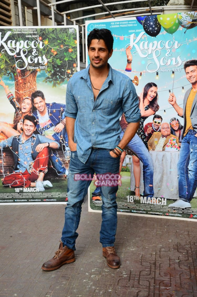 Kapoor and sons promo9