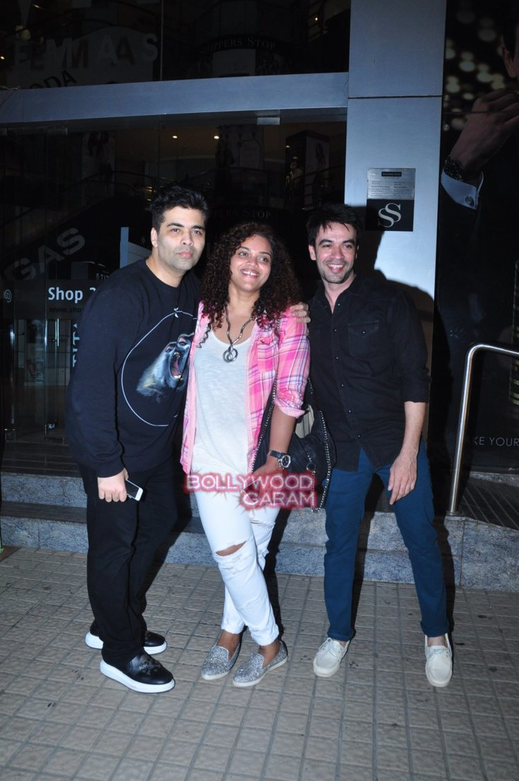 Kapoor and sons screening3