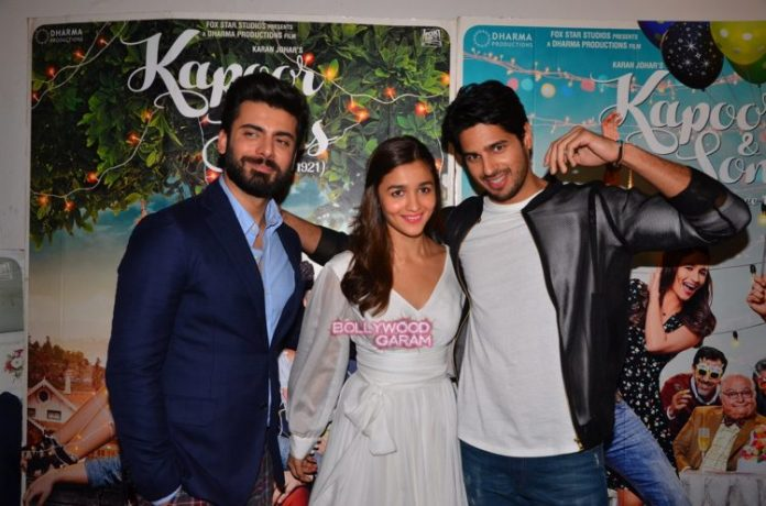 Kapoor and sons success6