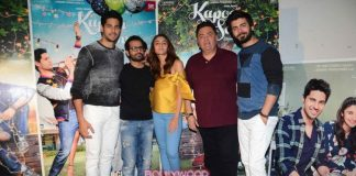 Rishi Kapoor, Alia Bhatt and Sidharth Malhotra promote Kapoor and Sons