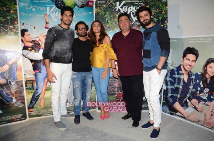 Kapoor n sons promo3