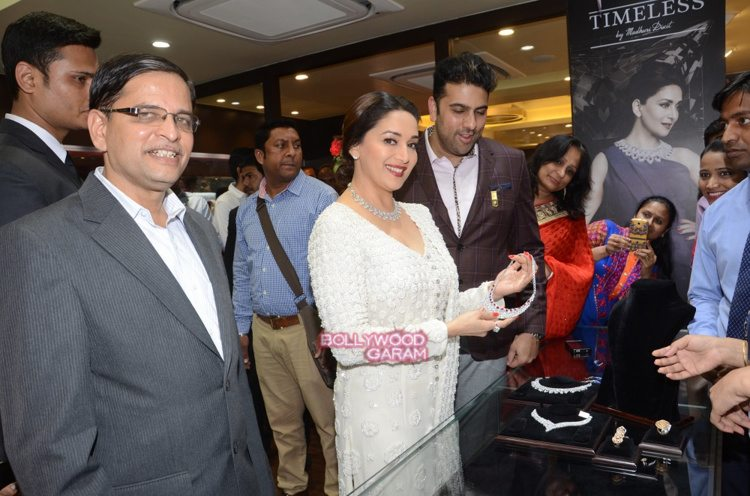 Madhuri PNG event4