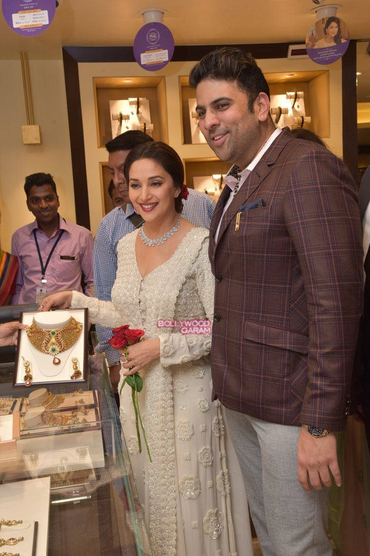 Madhuri PNG event6