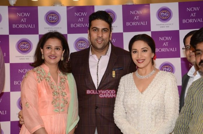 Madhuri PNG event7