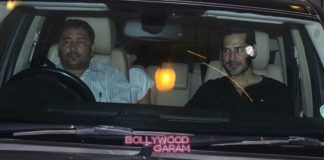 Bollywood celebrities gather to watch cricket match screening