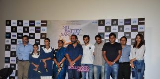 Swara Bhaskar and Pankaj Tripathi at Mil Battey Sannata press meet