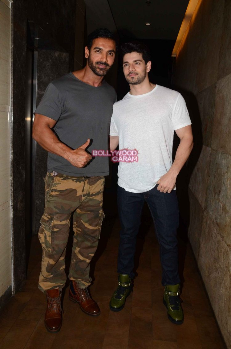 Rocky handsome screening10