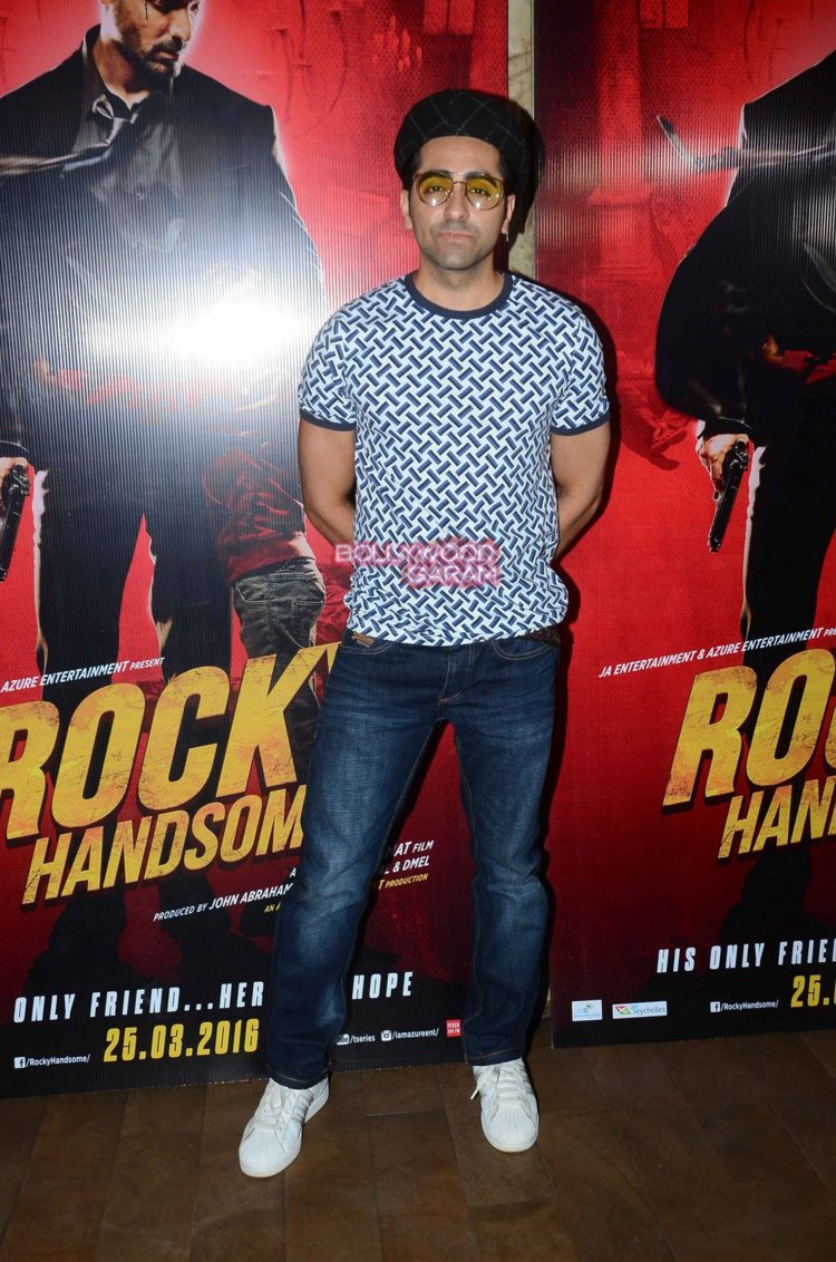 Rocky handsome screening12