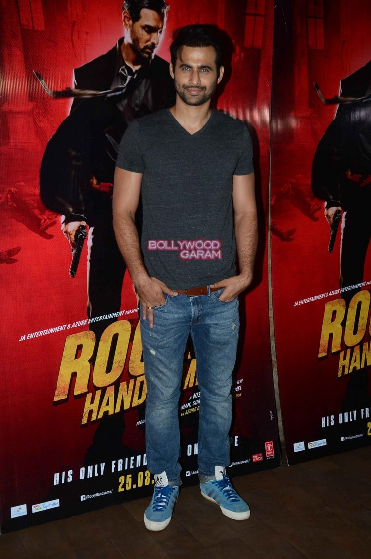 Rocky handsome screening4