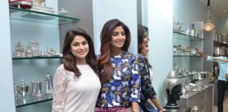 Shilpa Shetty and Shamita Shetty launch Akanksha Aggarwal's store – Photos