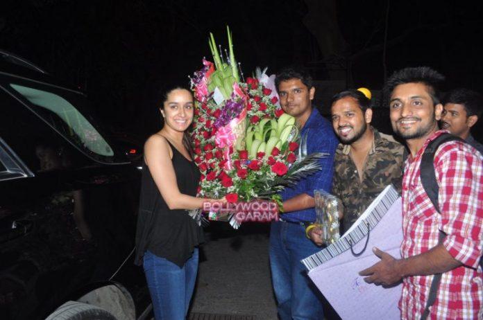 Shraddha Kapoor birthday1
