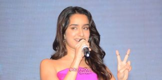 Shraddha Kapoor poses at Veet promotional event