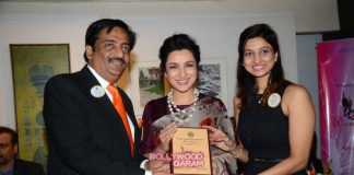 Tisca Chopra celebrates International Women's Day