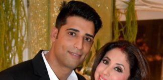 Urmila Matondkar and Mohsin Akhtar host wedding reception