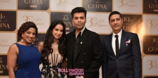Gehna Jewellers launches Karan Johar's exclusive collection on anniversary