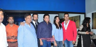 Anushka Ranjan, David Dhawan and Rohit Roy at ITA annual day event