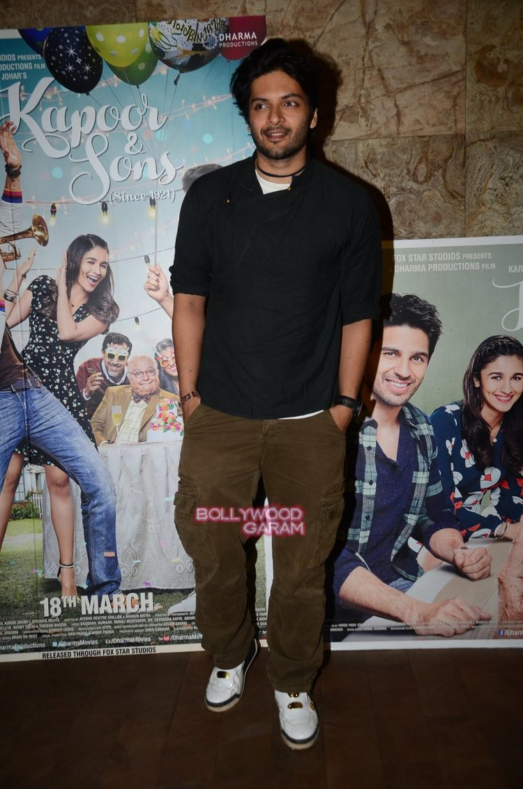 kapoor and sons screening1