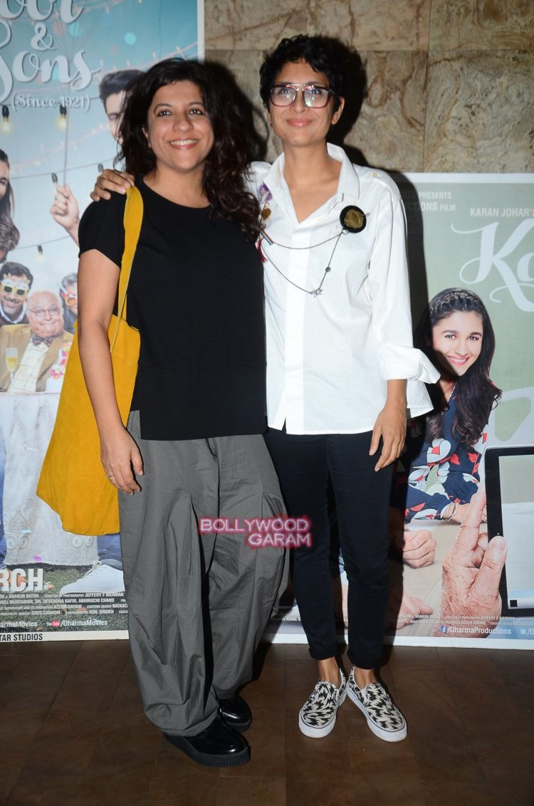 kapoor and sons screening11