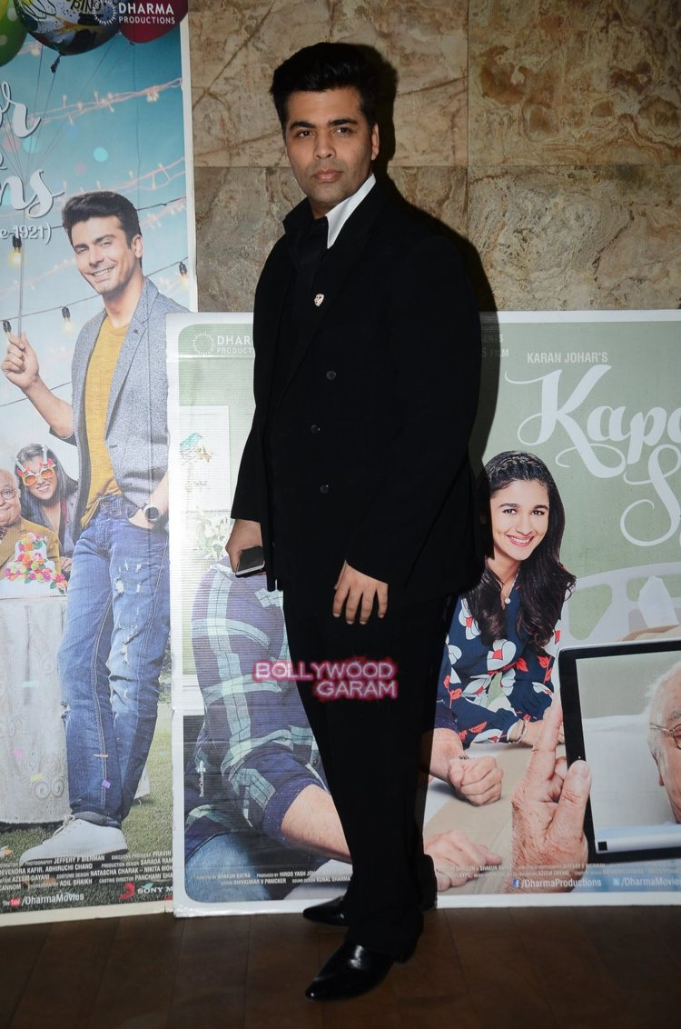 kapoor and sons screening2