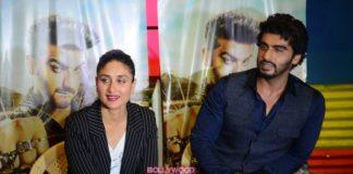 Arjun Kapoor and Kareena Kapoor promote Ki and Ka on Khatron Ke Khiladi sets