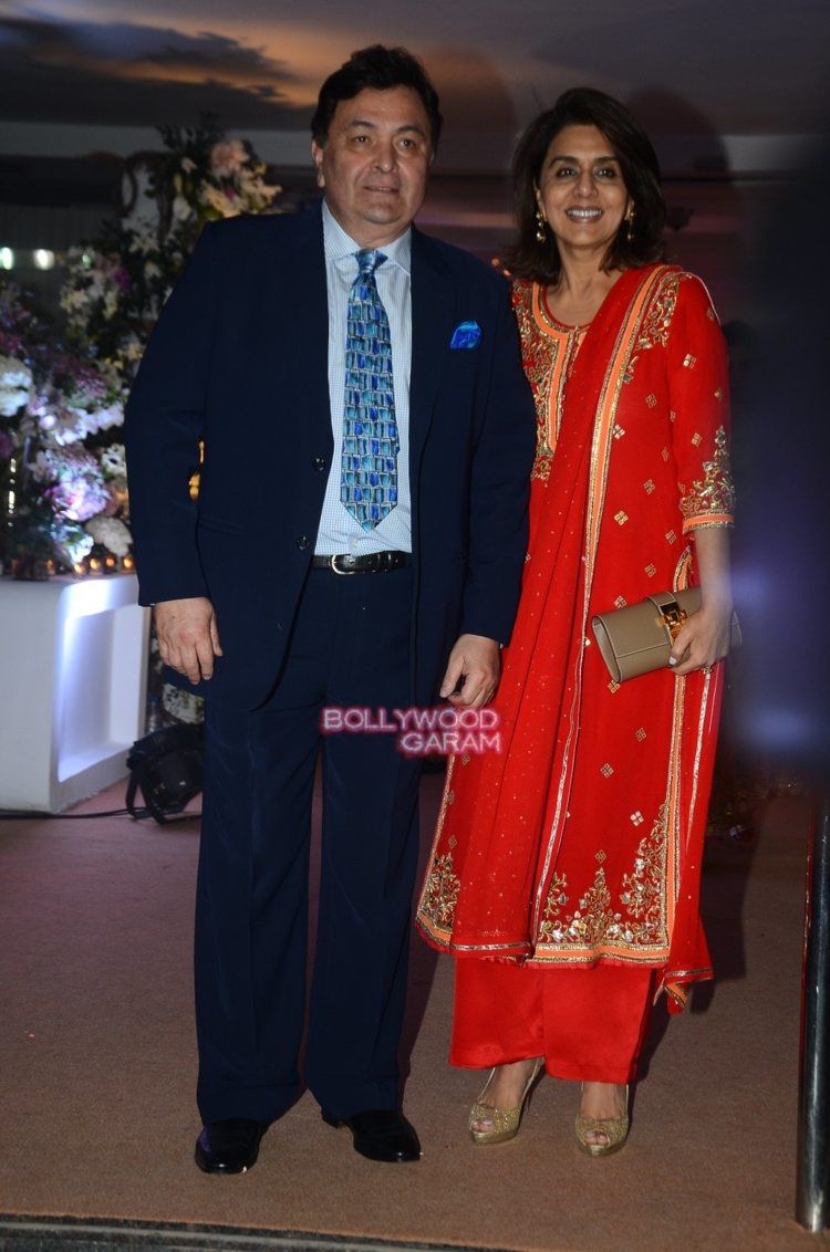 kresha bajaj reception7