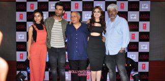 Patralekha and Gaurav Arora at Love Games press meet