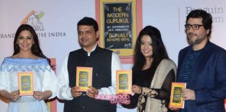 Sonali Bendre at The Modern Gurukul book success event – Photos